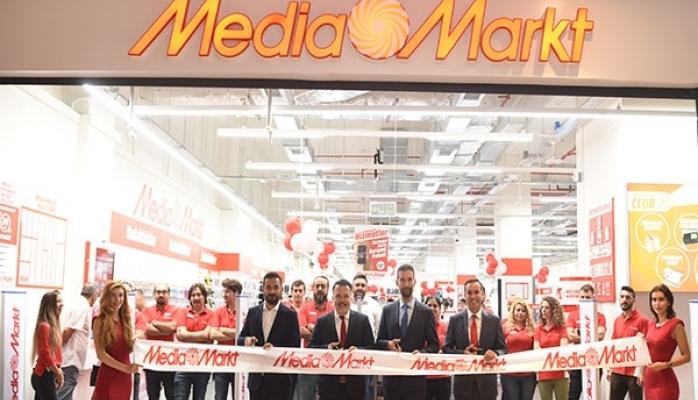 MediaMarkt'tan Çifte Açılış