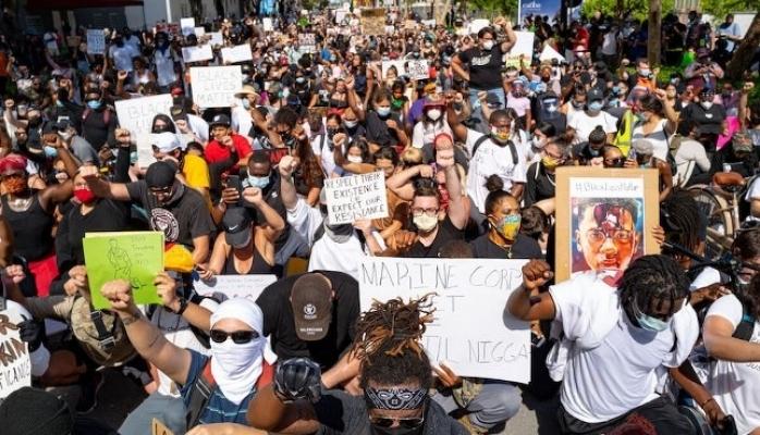 ABD'deki Gösteriler Ekonomik Krizi Derinleştiriyor