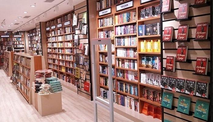 Kitapsan Antalya'da ilk mağazasını açtı
