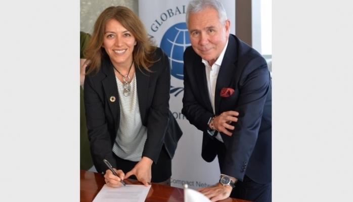 Kurumsal İletişimciler Derneği BM Küresel İlkeler Sözleşmesi'ne İmza Attı