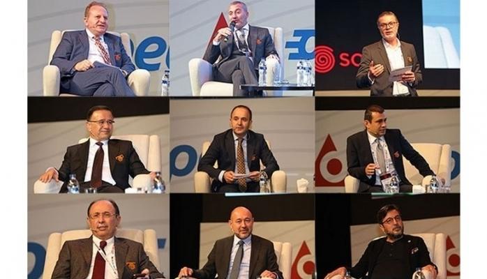 Perakende Günleri'nde Başkanlarla Beşer Dakika Konuşma