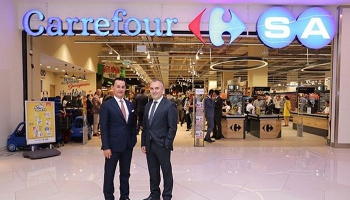 Anadolu Yakası'nın En Yeni CarrefourSA Hiper'i Ataşehir'de
