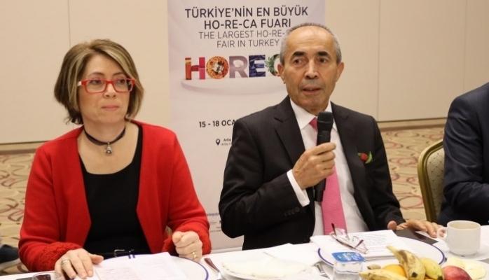 Türkiye'nin En Büyük HORECA Fuarı Ziyarete Açılıyor
