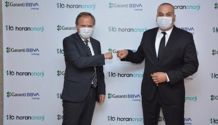 Garanti BBVA Leasing'den İki Önemli İşbirliği
