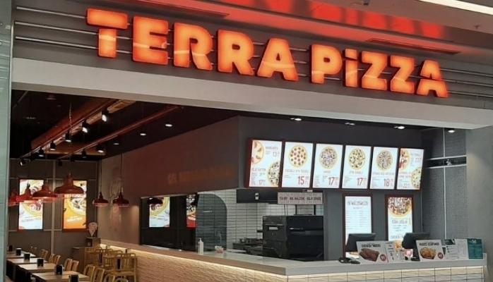Terra Pizza Ankara'daki İlk Şubesini Açtı