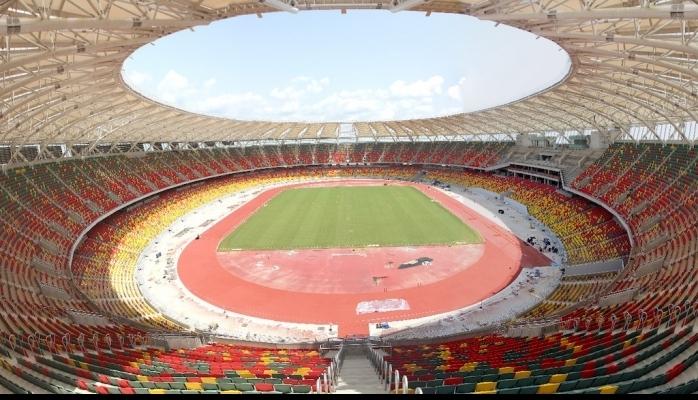 Japoma Stadyum'un Çatısında Polinet İmzası