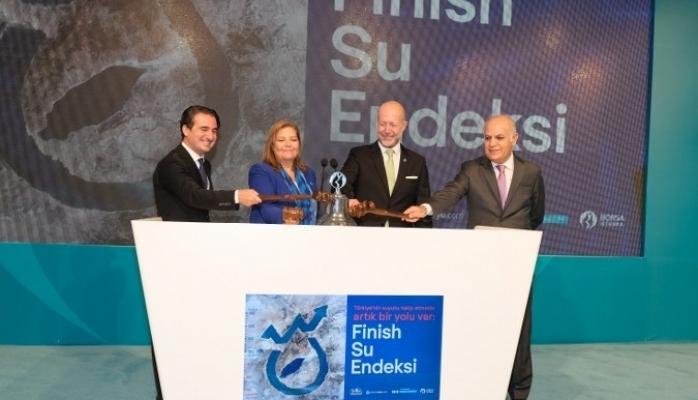 Türkiye'nin Yeni Değeri : FINISH Su Endeksi