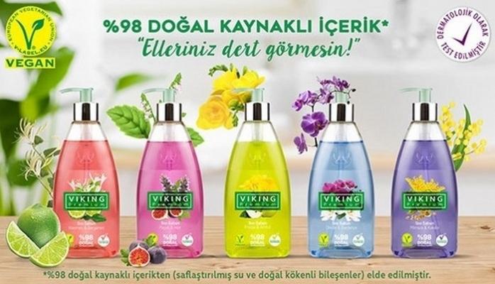 Premium Serisinin Çiçeği Burnunda Sıvı Sabunları