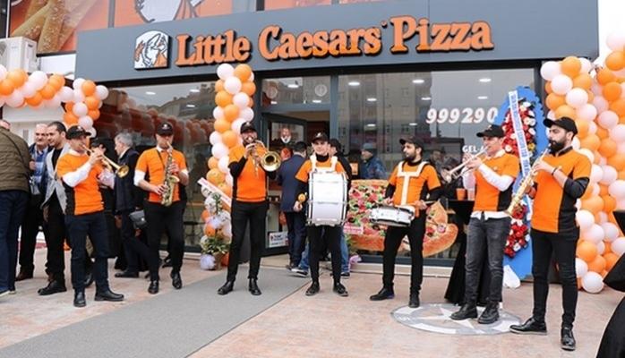 Little Caesars Samsun'da