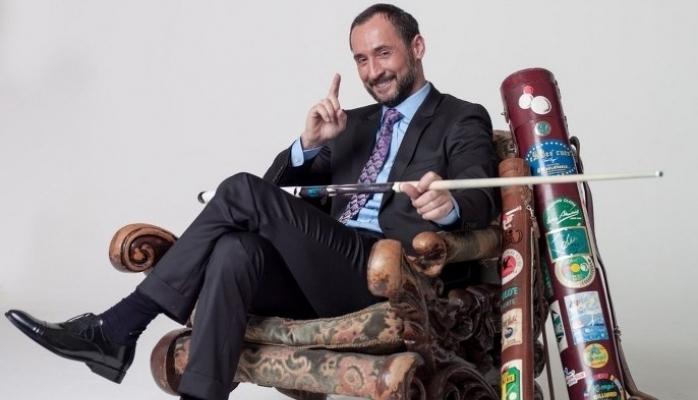 Dünya Bilardo Şampiyonu Semih Saygıner  ÖzdilekPark Antalya'da