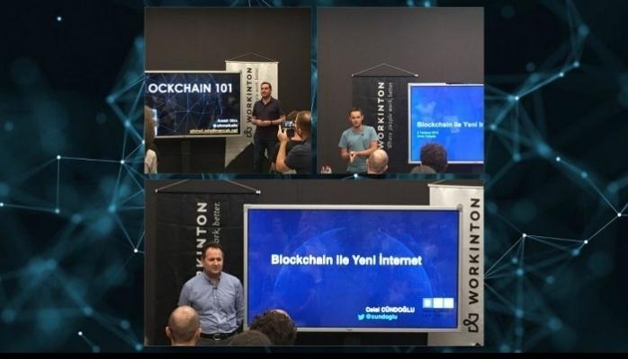 """""""Blockchain İle Yeni İnternet"""""""