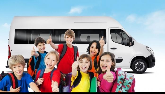 Okulda ve Serviste Çocukları İzleyen Uygulama