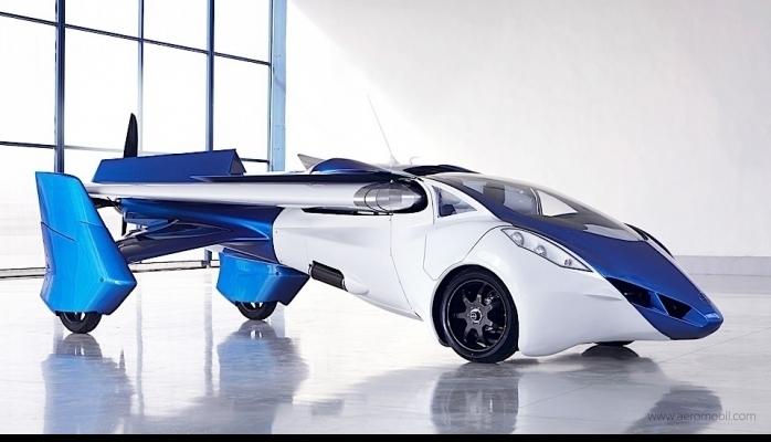 2020 Yılında Uçan Araba Üretecekler