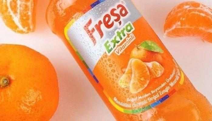 FREŞA Extra Vitaminli Mandalina İle Sağlıklı Günler