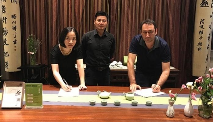 Doğtaş Çin'de Bayilik Anlaşması İmzaladı