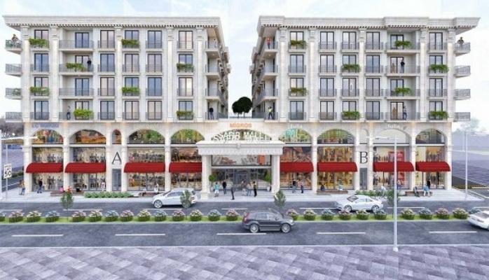 GRATİS Nusaybin'in İlk Alışveriş Merkezi SAFİRMALL'de Yerini Aldı