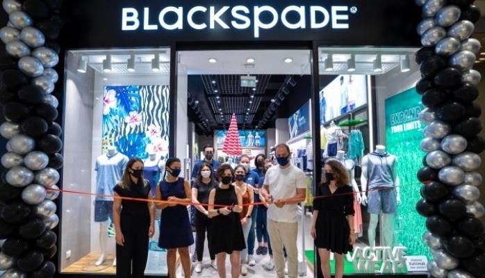 Blackspade 18. Mağazasını Vadi İstanbul'da Açtı