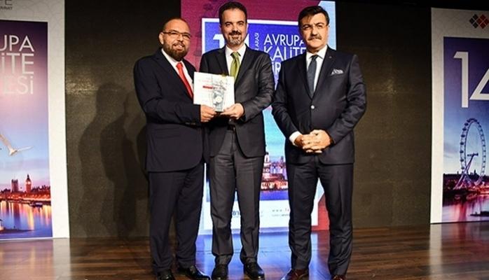 Alfemo'ya Dünya Kalite Ödülü