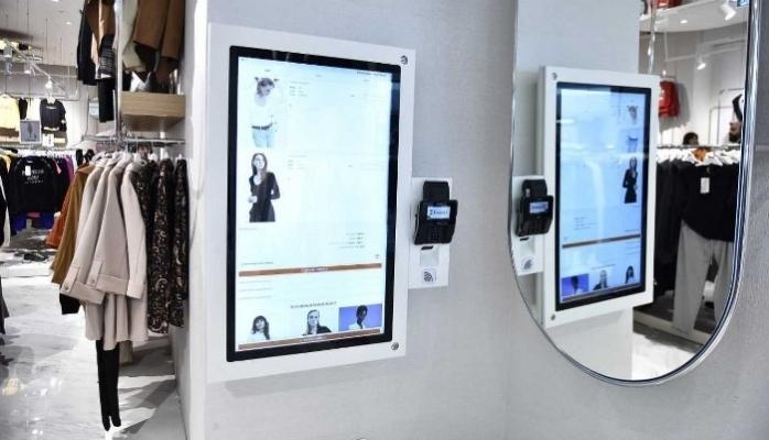 Türkiye'deki İlk Akıllı Moda Mağazası Hizmete Girdi