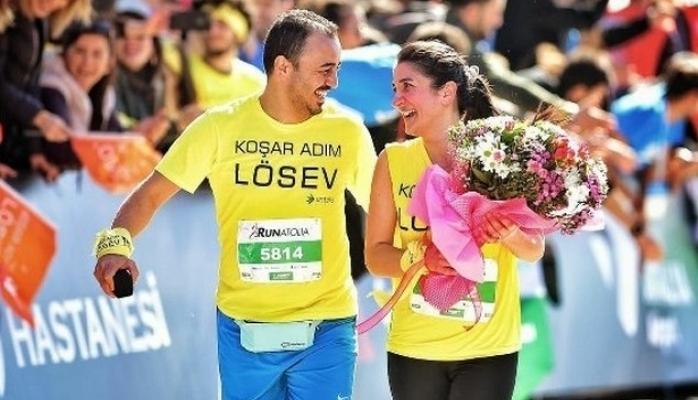 """""""Koşar Adım LÖSEV"""""""