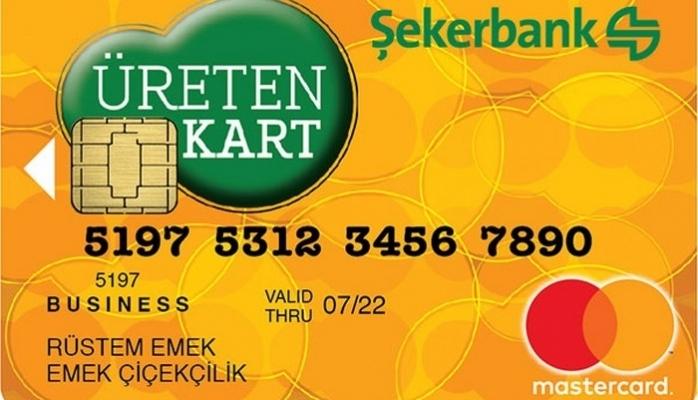 Şekerbank'tan Esnafa Destek