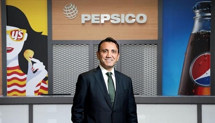 Pepsico Türkiye'de Görev Değişimi