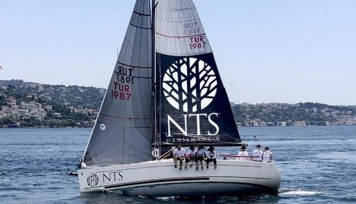 NTS Danışmanlık Yelken Takımından KUPA Geldi