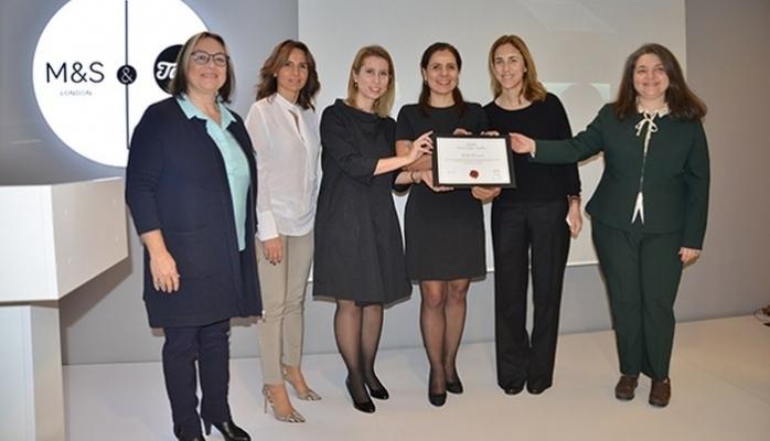 KAGİDER'den Fırsat Eşitliği Modeli Sertifikası Aldı