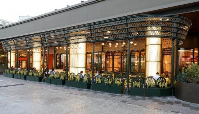 Food Court Alanı İsfanbul Mutfak Adıyla Hizmete Açıldı