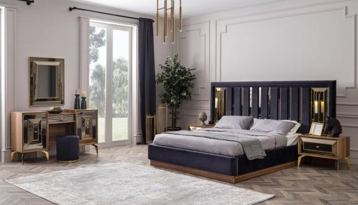 Estetik ve Konforun İç İçe Geçtiği Modern Yatak Odaları