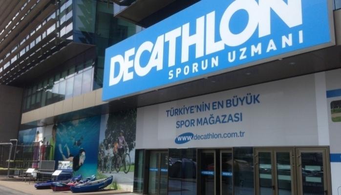 Antalya Terracity AVM'de, Decathlon Mağaza Açılışı