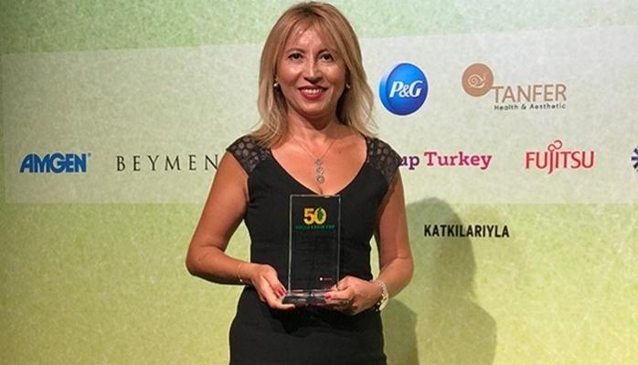 Türkiye'nin En Güçlü 50 Kadın CEO'su Belli Oldu