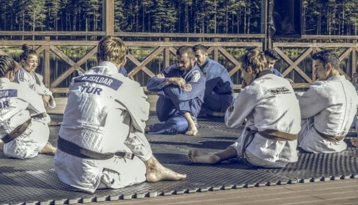 Qualitasspa İzmir'de Brazilian Jiu Jitsu Dersleri Başlıyor