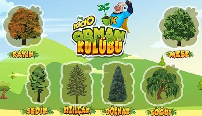 10 Bin Ağaçlık Arkidolar Ormanı