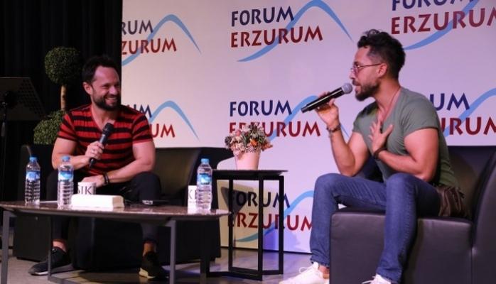 """Forum Erzurum'da """"Müzikli Yaz Sohbetleri"""" Başladı"""