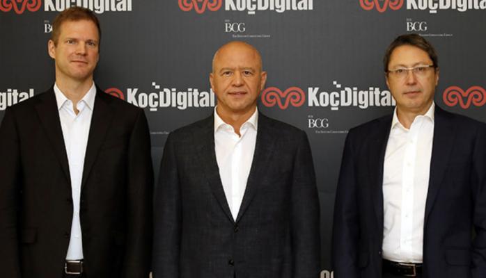 Yeni Teknoloji Şirketi: KoçDigital