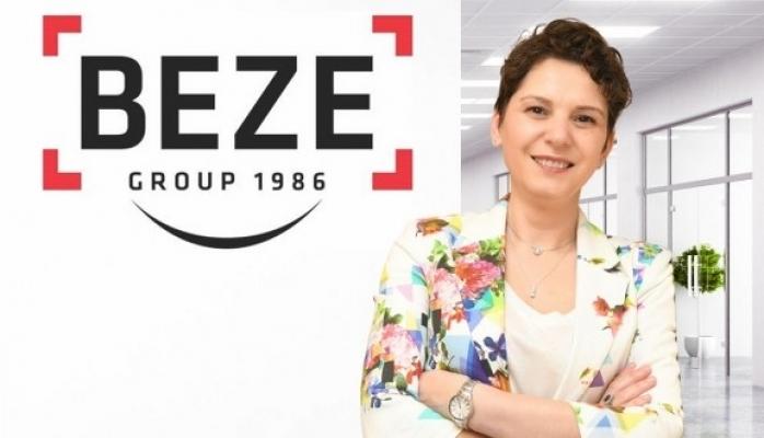 BEZE Group'ta Üst Düzey Atama