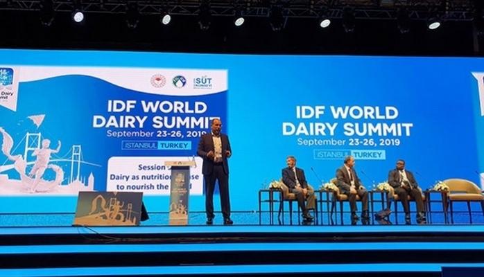 Sütün Geleceği İstanbul'da Konuşuluyor