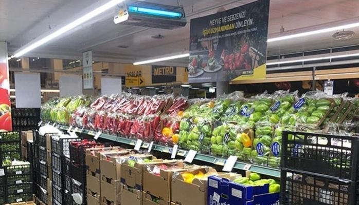 Sebze ve Meyvelerde Paket Satış Uygulamasına Devam Ediyor