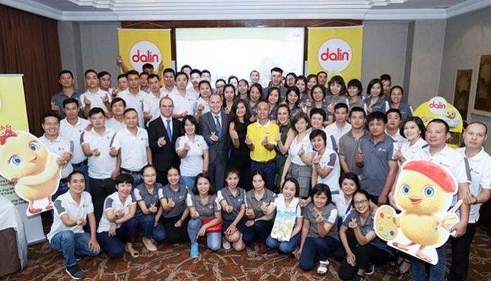 Dalin Myanmar ve Vietnam Pazarlarında