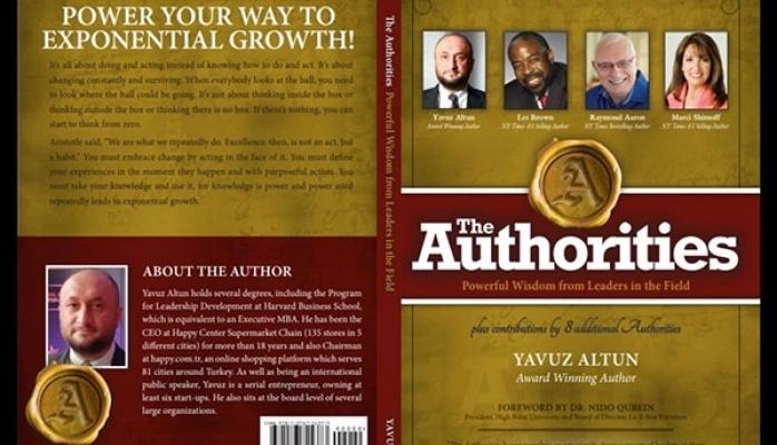 Yeni Kitabı Amazon'da Satışa Sunuldu