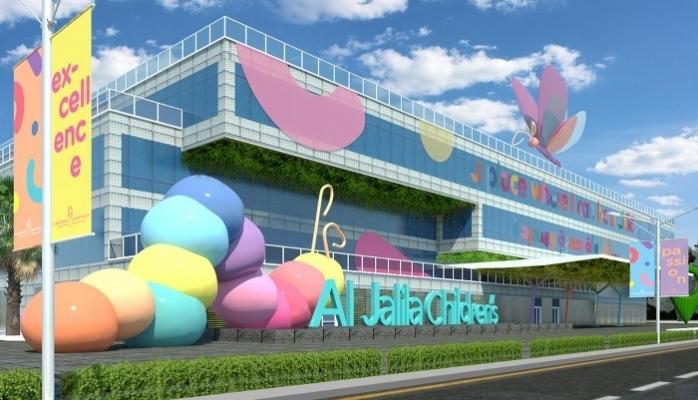Brand Creative Al Jalila Çocuk Hastanesini Fotoğraflarla Nasıl Yeniden Hayal Etti ?
