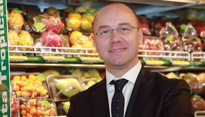 Makro Çek Cumhuriyeti CEO'su Atila Yenişen Oldu