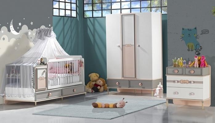 Masal Gibi Bebek Odası