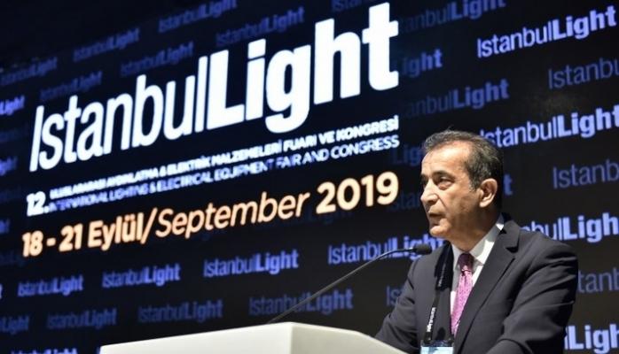 Aydınlatma Sektörü 06-09 Ekim'de IstanbulLight'ta Buluşuyor