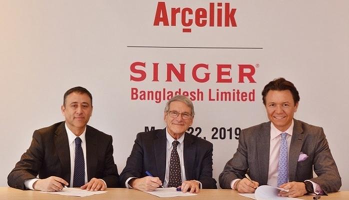 Arçelik Singer Bangladesh'i Satın Alıyor