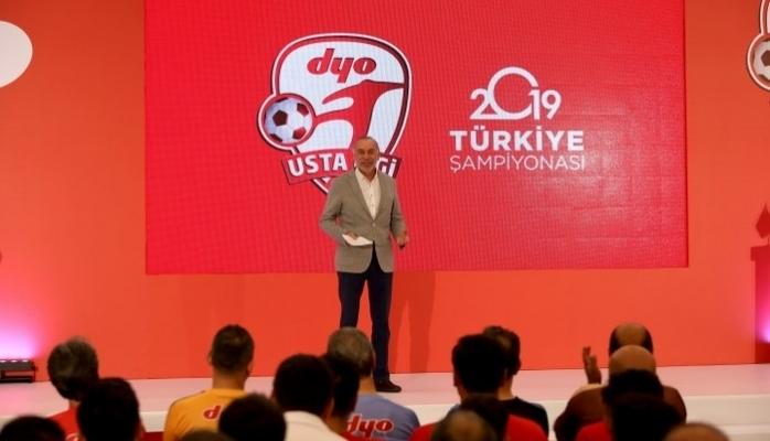 DYO Usta Ligi 2019 TÜRKİYE Şampiyonası Antalya'da Gerçekleşti