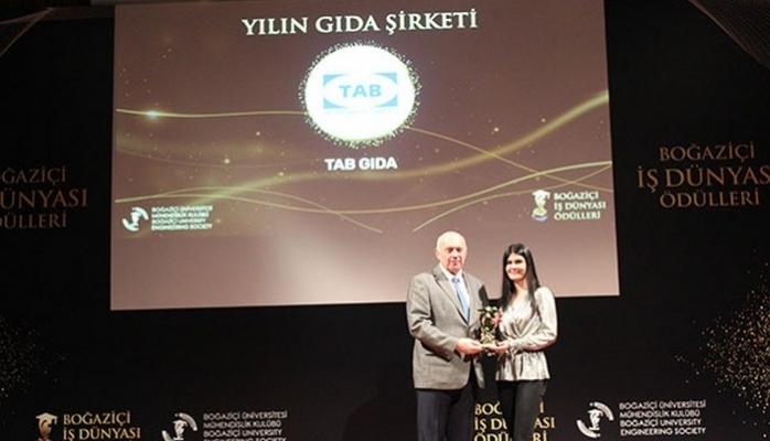 ''Yılın Gıda Şirketi'' Ödülüne Layık Görüldü