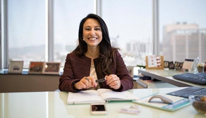 İngiltere'ye Türkiye'den Kadın CEO