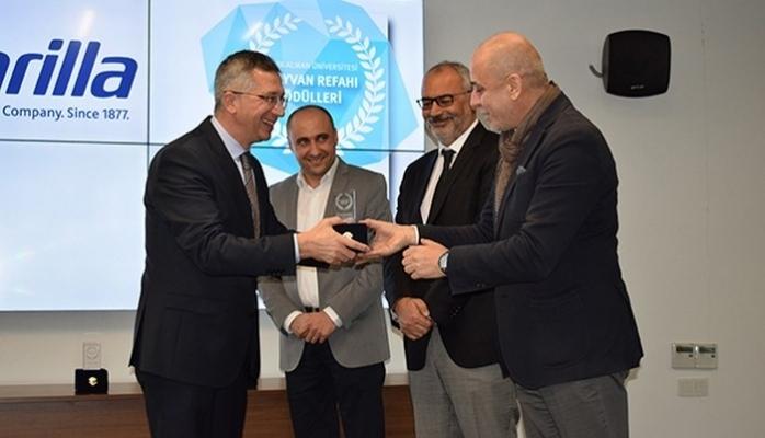 Türk-Alman Üniversitesi'nden Hayvan Refahı Ödülü
